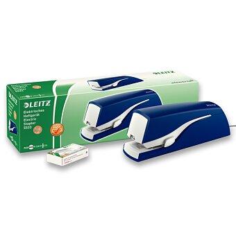 Obrázek produktu Elektrická sešívačka Leitz NeXXt 5533 - na 20 listů, modrá