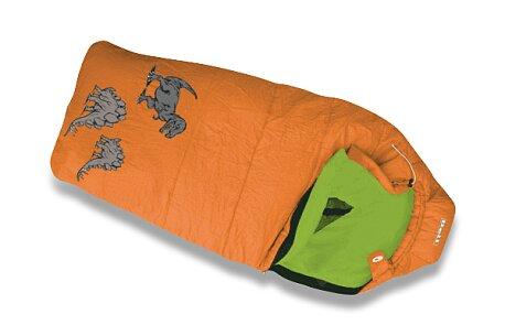 Obrázek produktu Spacák Boll Patrol Lite Orange - pravý zip, pro leváky