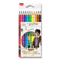 Pastelky Maped Color'Peps Harry Potter