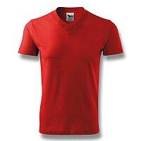 Adler V-Neck - tričko unisex, velikost M, výběr barev