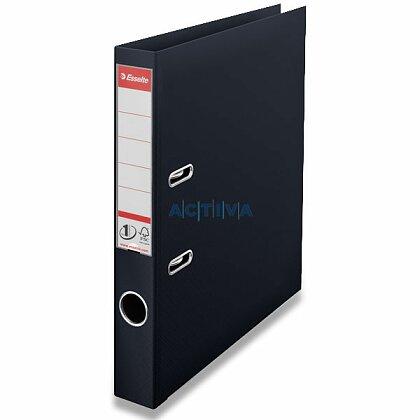 Obrázek produktu Esselte No. 1 Power - plastový pákový pořadač - 50 mm, černý