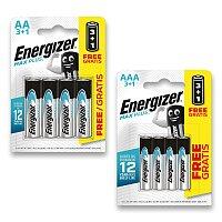Alkalické baterie Energizer Max Plus