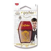 Ořezávátko Maped Shaker Harry Potter - s odpadní nádobkou