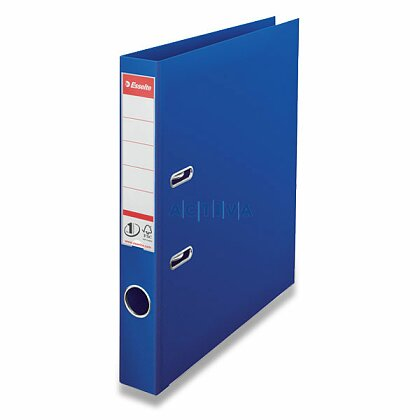 Obrázek produktu Esselte No. 1 Power - plastový pákový pořadač - 50 mm, modrý