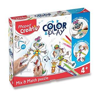 Obrázek produktu Sada MAPED Creativ Color & Play Mix Skládačka