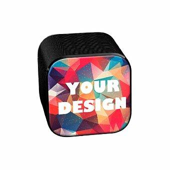 Obrázek produktu Bluetooth reproduktor, černá barva, PP box