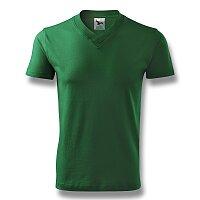 Adler V-Neck - tričko unisex, velikost L, výběr barev