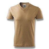 Adler V-Neck - tričko unisex, velikost XL, výběr barev