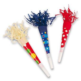Obrázek produktu Párty Trumpety - 3 ks, mix barev