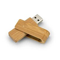 USB flash disk 2.0 dřevěný TWISTER, 16GB