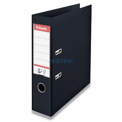 Obrázek produktu Esselte No. 1 Power - plastový pákový pořadač - 75 mm, černý