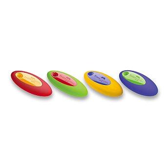 Obrázek produktu Pryž Faber-Castell Oval - mix barev