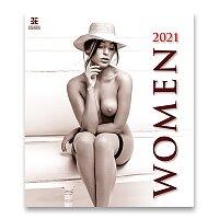 Nástěnný obrázkový kalendář Women 2021