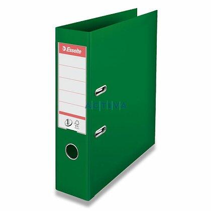 Obrázek produktu Esselte No. 1 Power - plastový pákový pořadač - 75 mm, zelený