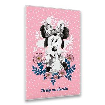 Obrázek produktu Desky na abecedu Minnie Mouse