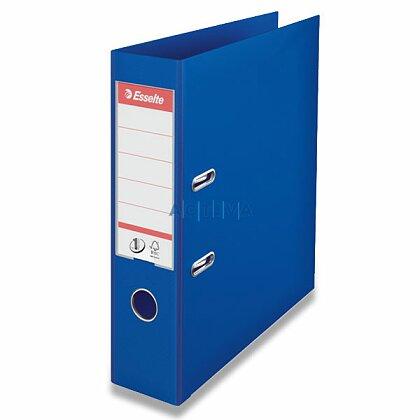 Obrázek produktu Esselte No. 1 Power - plastový pákový pořadač - 75 mm, modrý