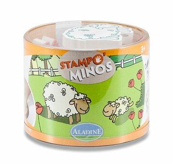 Obrázek produktu Razítka Aladine Stampo Minos - Domácí zvířátka