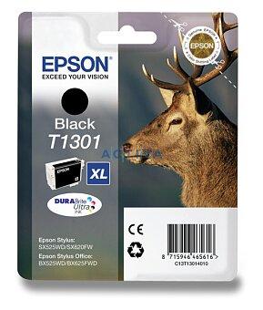 Obrázek produktu Cartridge Epson T130140  pro inkoustové tiskárny - black (černý)