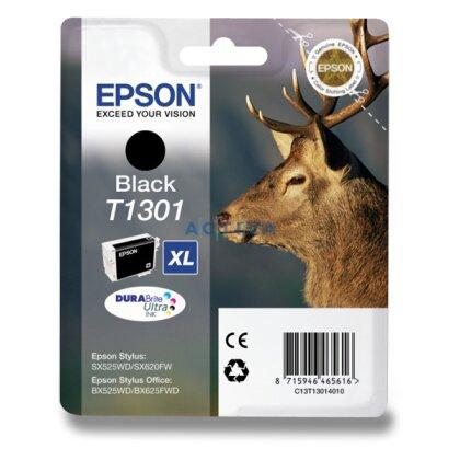 Obrázek produktu Epson - cartridge T130140, black (černá) pro inkoustové tiskárny
