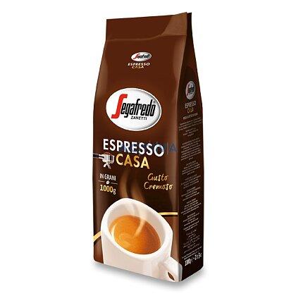 Obrázek produktu Segafredo Espresso Casa - zrnková káva - 1000 g