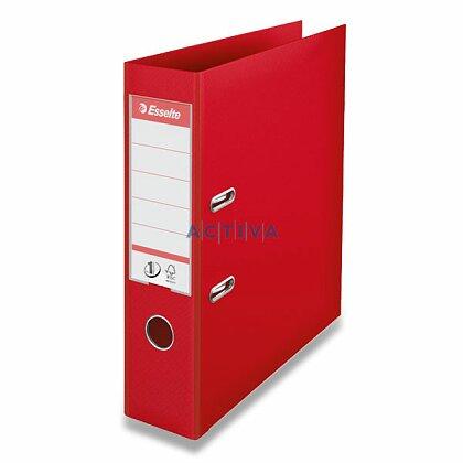 Obrázek produktu Esselte No. 1 Power - plastový pákový pořadač - 75 mm, červený