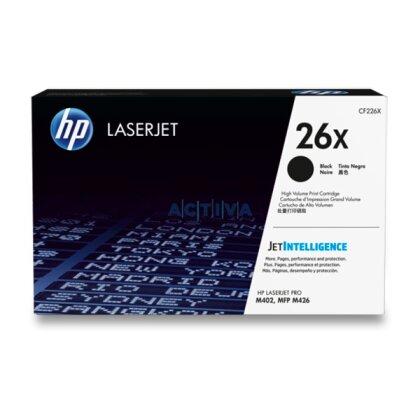 Obrázek produktu HP - toner CF226X, black (černý) pro laserové tiskárny