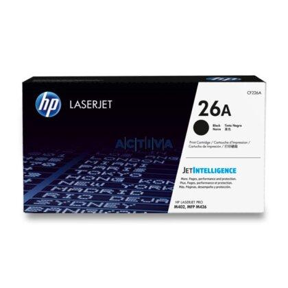 Product image HP - CF226A Toner, black (black) for laser printers