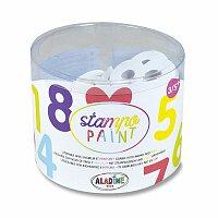 Razítka Aladine Stampo Paint - Číslice