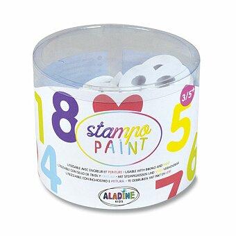 Obrázek produktu Razítka Aladine Stampo Paint - Číslice - 12 razítek