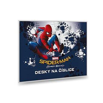 Obrázek produktu Desky na číslice Spiderman