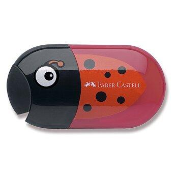 Obrázek produktu Ořezávátko Faber-Castell Kids - beruška