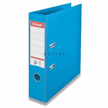 Obrázek produktu Esselte No. 1 Power - plastový pákový pořadač - 75 mm, světle modrý
