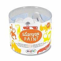 Razítka Aladine Stampo Paint - Safari