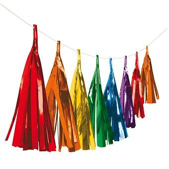 Obrázek produktu Závěsná dekorace střapce - 3 m