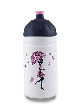Obrázek produktu Zdravá lahev 0,5 l - Dívka s deštníkem