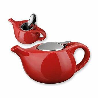 Obrázek produktu DESIRE - keramická konvička, 650 ml, výběr barev - červená