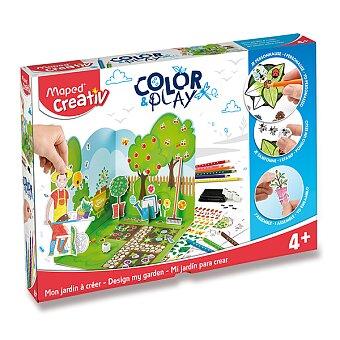 Obrázek produktu Sada MAPED Creativ Color & Play Zahrada