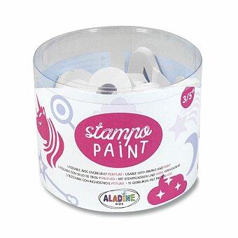 Obrázek produktu Razítka Aladine Stampo Paint - Jednorožci - 12 ks