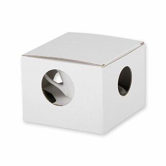 Obrázek produktu GB HANNAH - papírová dárková krabička, bílá