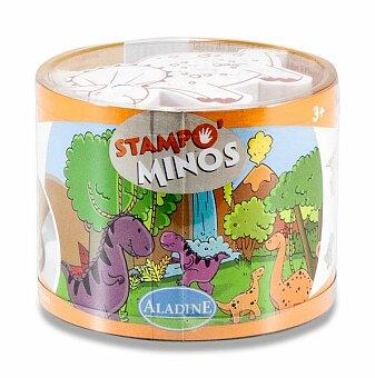 Obrázek produktu Razítka Aladine Stampo Minos - Dinosauři