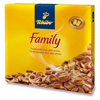 Obrázek produktu Mletá káva Tchibo Family - 2 x 250 g