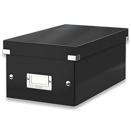 Obrázek produktu Leitz Click & Store - box na DVD -  černý