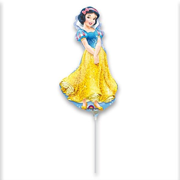 Fóliový party balónek 3D Sněhurka