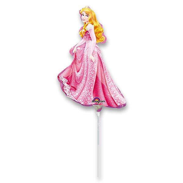 Fóliový party balónek 3D Šípková růženka