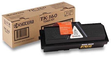 Obrázek produktu Toner Kyocera TK-160 pro laserové tiskárny - black (černý)