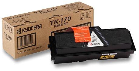 Obrázek produktu Toner Kyocera TK-170 pro laserové tiskárny - black (černý)