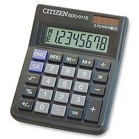 Stolní kalkulátor Citizen SDC-011S