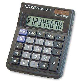 Obrázek produktu Stolní kalkulátor Citizen SDC-011S