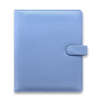 Obrázek produktu Filofax Saffiano - diář A5 - modrý