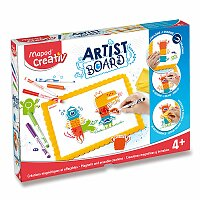 Sada MAPED Creativ Artist Board Magnetická tabule